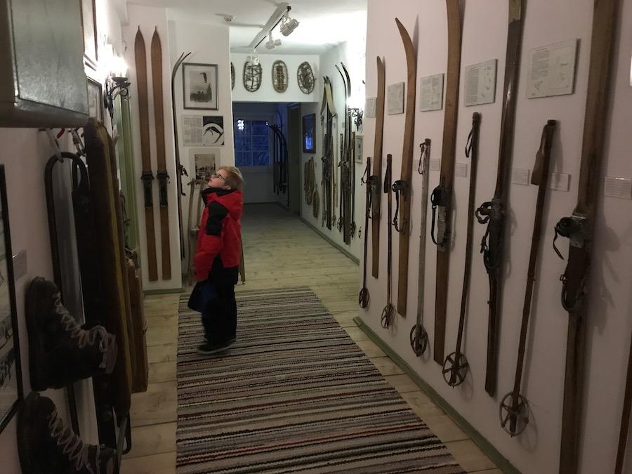 Skimuseum Biohotel Grafenast (c)be-outdoor.de