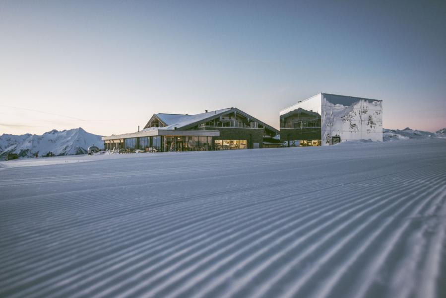 (c)Hütten - Hochzillertal-Kristallhütte