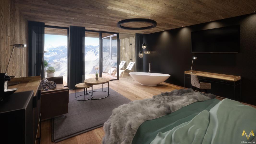 (c)Hütten - Hochzillertal-Mountain View Mountain Lofts