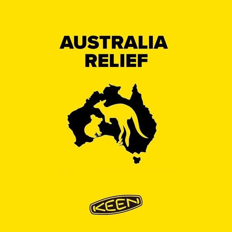 (c)Keen Spendenprojekt Australien 2020