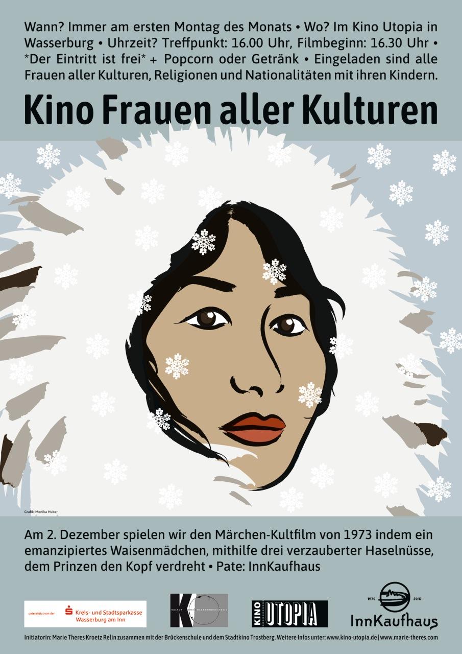 (c)Plakat Freuenkino - Monika Gruber