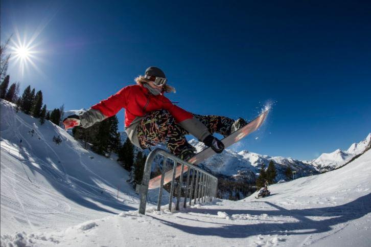 (c)TVB Obertauern - Snowpark Spot