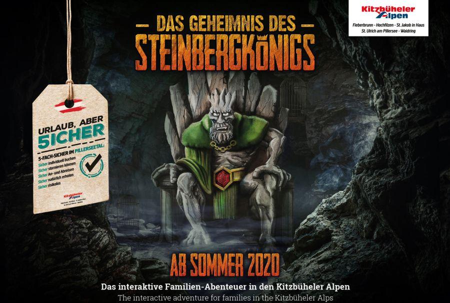 (c)PillerseeTal - Das Geheimnis des Steinbergkönigs