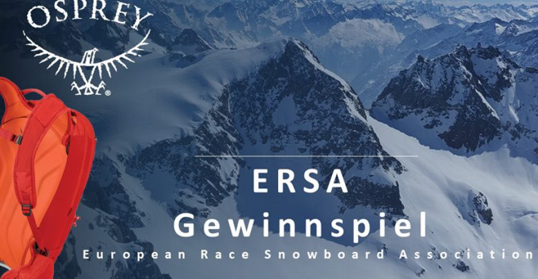 Photo of ERSA OPEN – Osprey Gewinnspiel