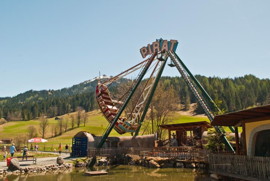 (c)Erlebnispark Familienlannd im PillerseeTal