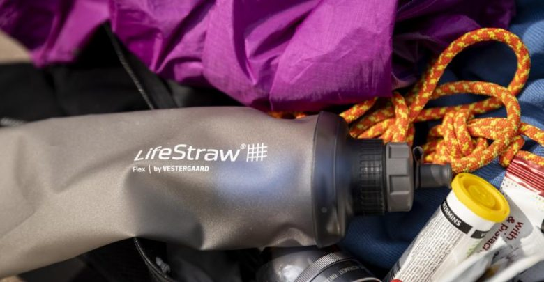Photo of Lifestraw Give Back Programm