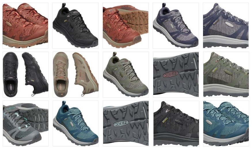 (c)Keen Footwear Frühjahr/Sommer 2020 - Terradora
