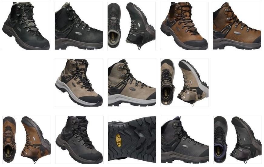 (c)Keen Footwear Frühjahr/Sommer 2020 - Wild Sky