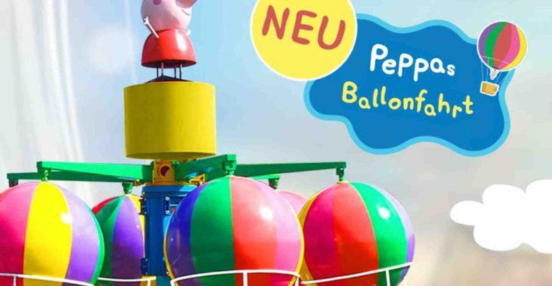 Photo of Heide Park Resort – Deutschlands größte Peppa Pig Fans gesucht