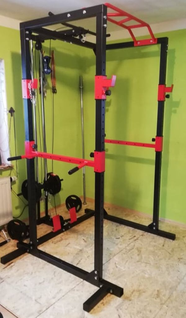 (c) be-outdoor.de - Power Rack