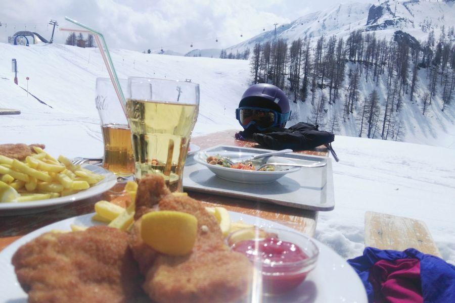 (c)be-outdoor.de - Kulinarik im Skiparadies Zauchensee
