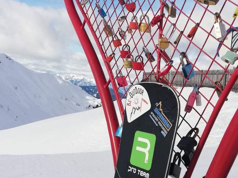 (c)be-outdoor.de - Valentinsspecial im Skiparadies Zauchensee