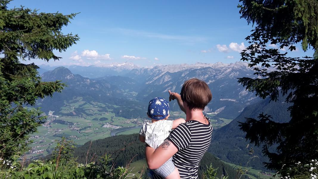 Fotowettbewerb Ferienparadies Alpenglühn Ostern 2020