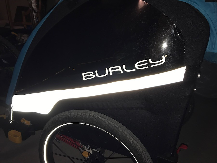 Fahrradanhänger Burley D'Lite X (c)be-outdoor.de