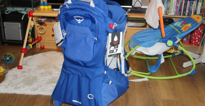 Photo of Aktuell im Test: Kinderkraxe POCO PLUS von Osprey