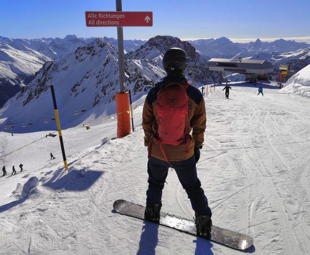 Kamber 16 von Osprey - Taalabfahrt nach Davos