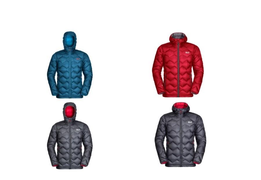 (c)Jack Wolfskin Argo Peak Jacket