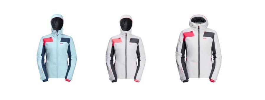 (c)Jack Wolfskin Monterosa Jacket W