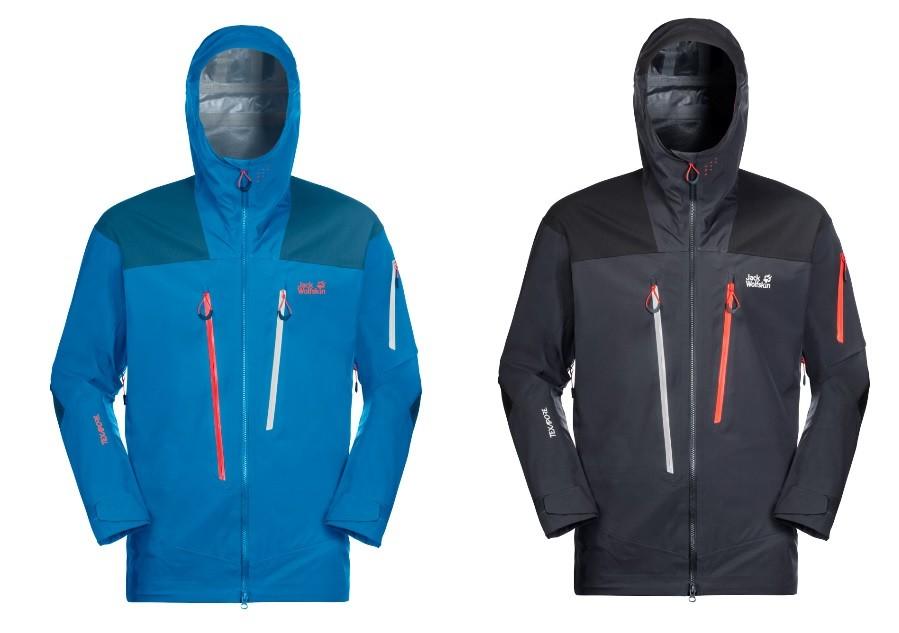 (c)Jack Wolfskin Solitude Mountain Jacket