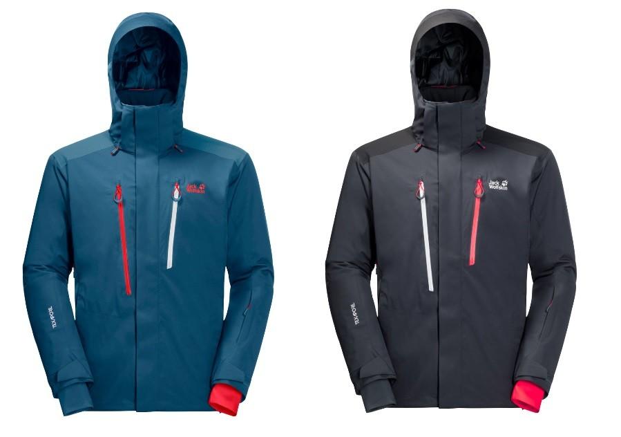 (c)Jack Wolfskin Snow Summit Jacket
