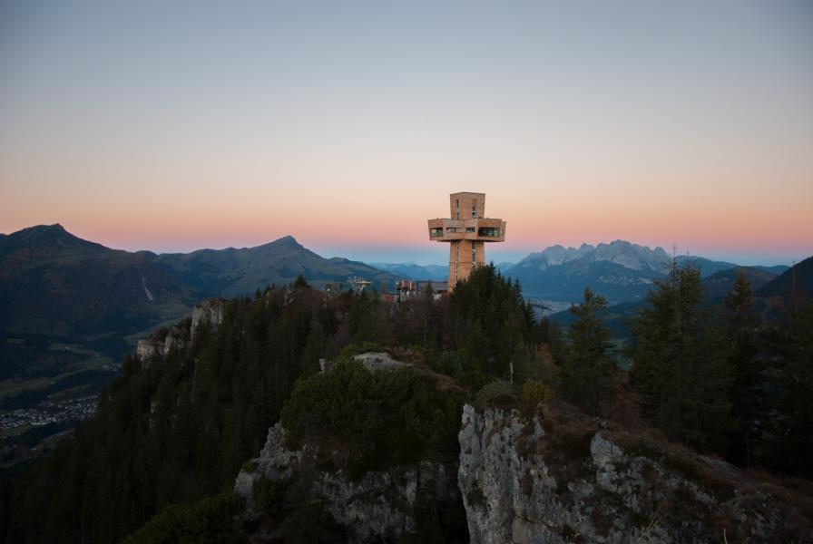 © Petra Astner - Morgenstimmung am Jakobskreuz