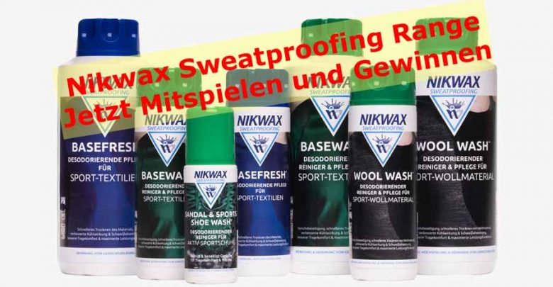 Photo of Gewinnspiel – Nikwax Sweatproofing Range