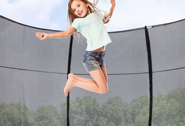Photo of Aktuell im Test – Wellactive Trampolin Sprungsicher – Der Aufbau