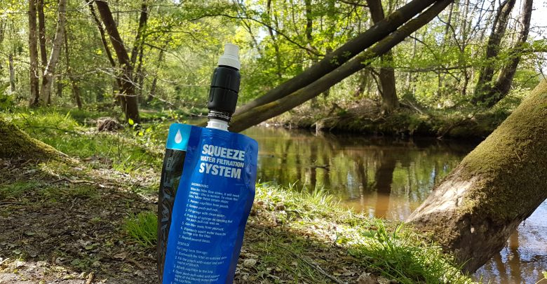 Photo of Aktuell im Test: Sawyer Micro Squeeze Wasserfilter