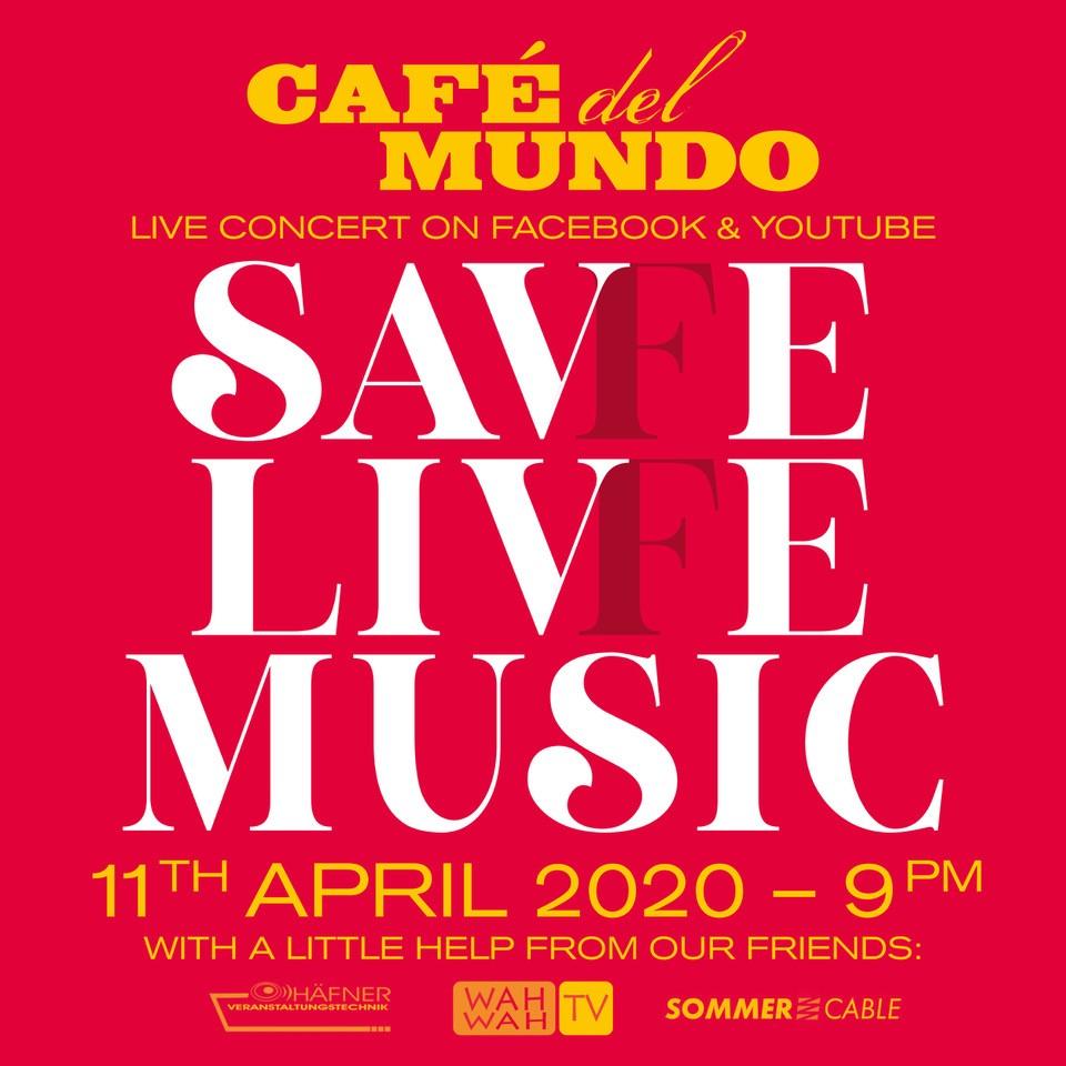(c) Cafe Del Mundo