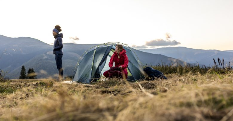 Photo of Jack Wolfskin – Trail Mat Air und Cosy Rest
