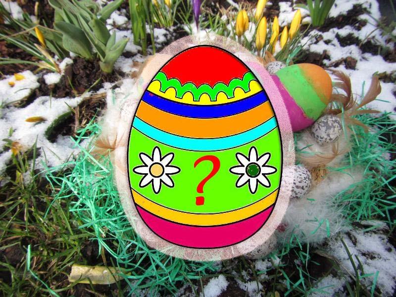 Jetzt Ostereier suchen und tolle Preise gewinnen