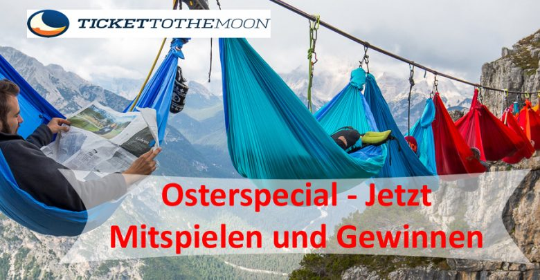 Photo of Osterspecial mit Ticket to the Moon