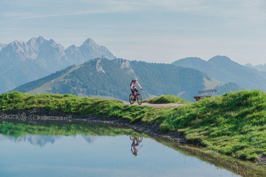 ©ofp-kommunikation - bikeandhike im PillerseeTal