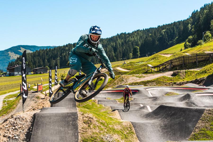 (c)Michael Geissler Bikepark Leogang