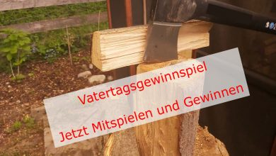 Photo of Vatertagsgewinnspiel 2021 für echte Outdoorjungs