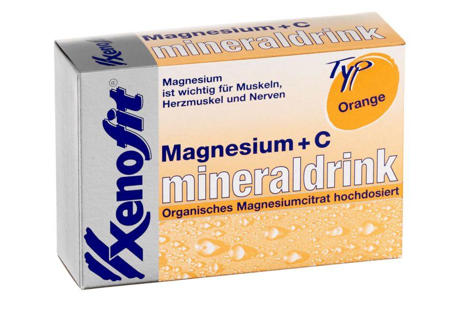 (c)Xenofit - Magnesium Plus C