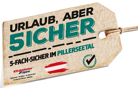 (c)PillerseeTal - Urlaub, aber sicher!