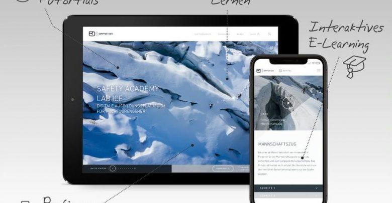 Photo of Ortovox Lab Ice – Digital auf Hochtouren