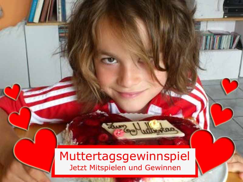 (c)be-outdoor.de - Muttertagsgewinnspiel