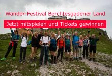 """Photo of 10. Berchtesgadener Land Wander-Festival – """"Back to the roots"""""""
