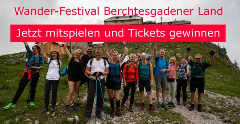 "Photo of 10. Berchtesgadener Land Wander-Festival – ""Back to the roots"""