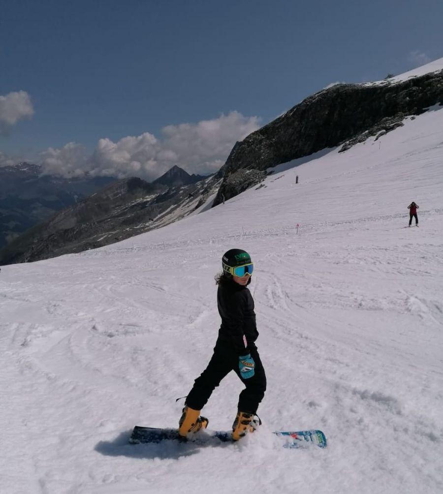 (c)be-outdoor.de - Hintertuxer Gletscher