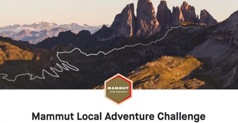 (c)Mammut - #LocalAdventureChallenge