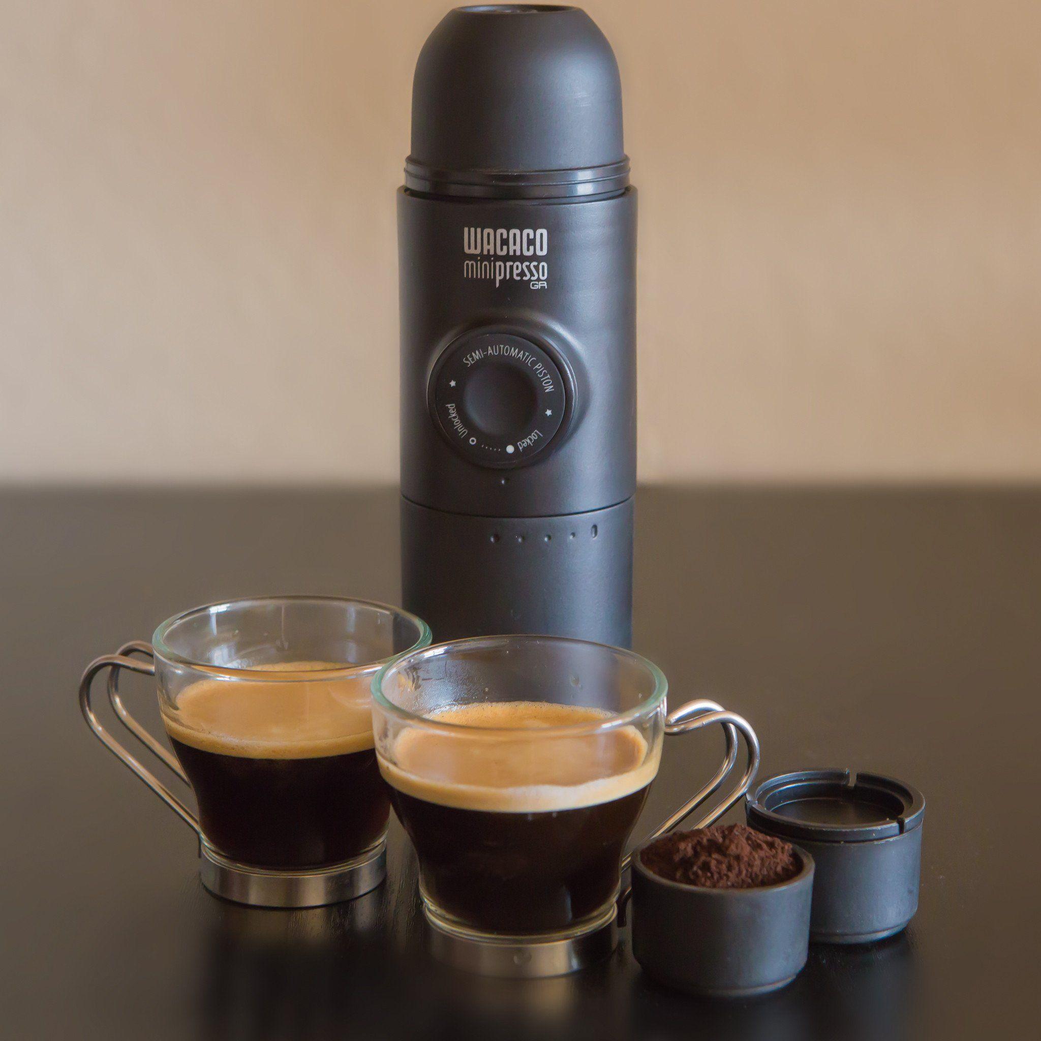 Espresso Kaffeemenge