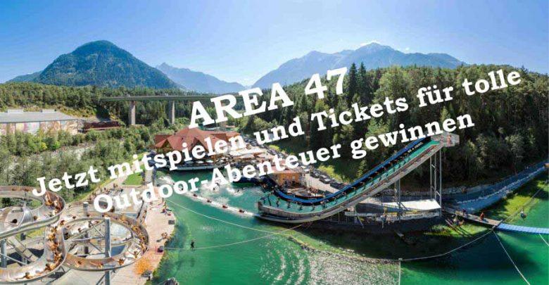 (c)AREA 47 - Family Getaway und Familientickets zu gewinnen