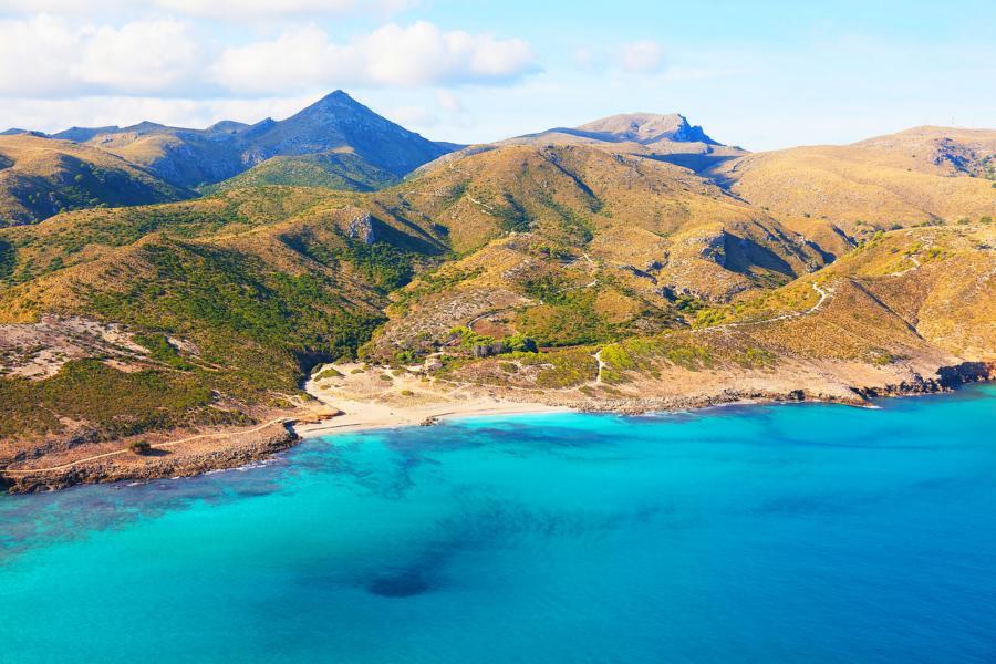 © fincallorca - flyvision.eu - Playa de S'Arenalet