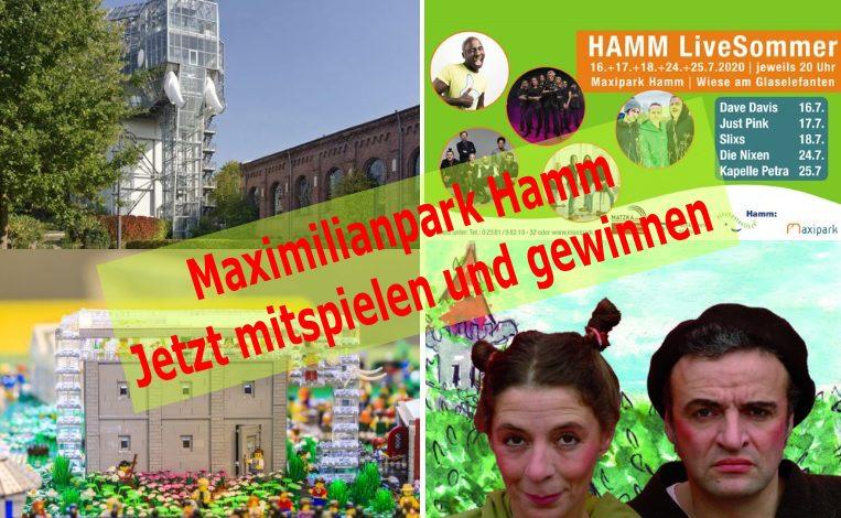 Photo of Action- und Gewinnspieltipp No4 Maximilianpark Hamm