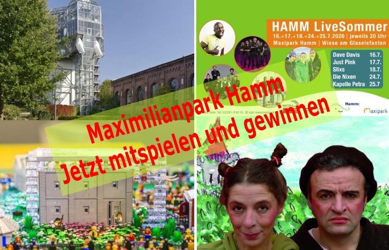 (c)Maximilianpark Hamm - Jetzt mitspielen und Tickets gewinnen