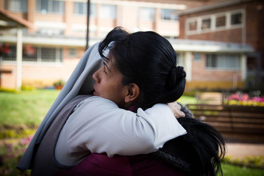 (c)Páramo - Seit 28 Jahren unterstützt Páramo die Miquelina-Stiftung in Bogotá