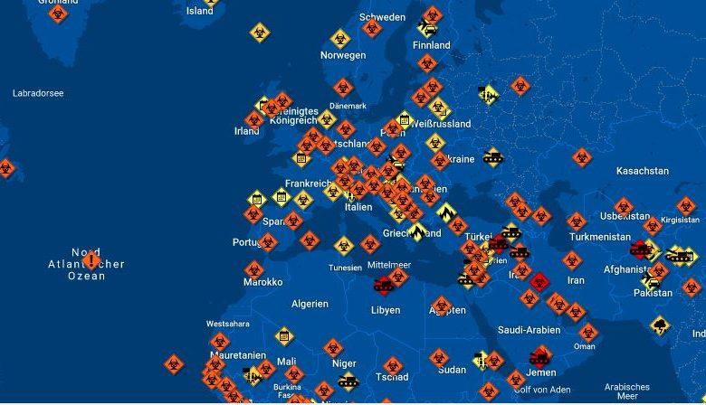 Photo of Global Monitoring – Praktische Apps für mehr Sicherheit im Urlaub